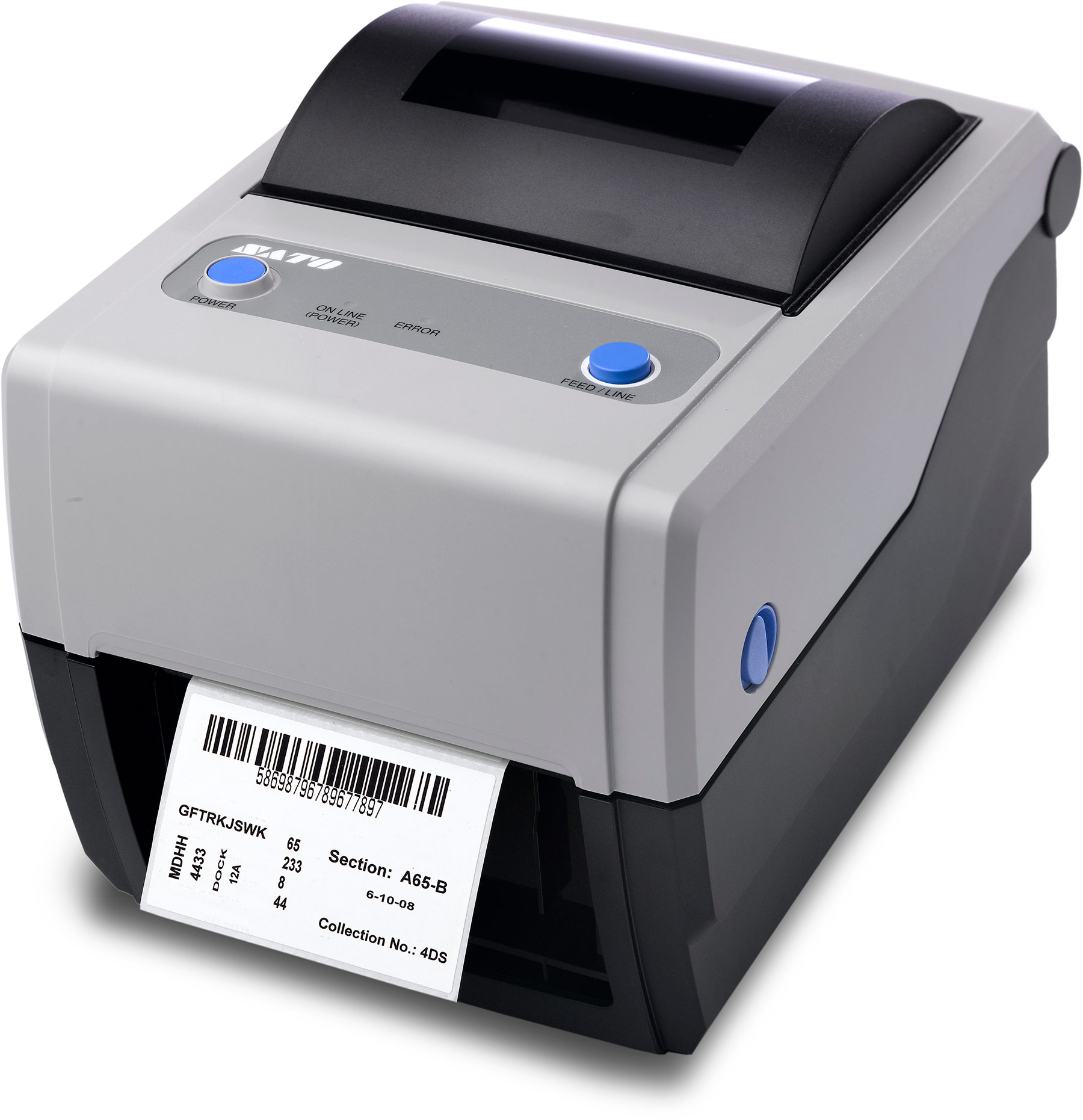 Sato CG Series Desktop Thermal Printer