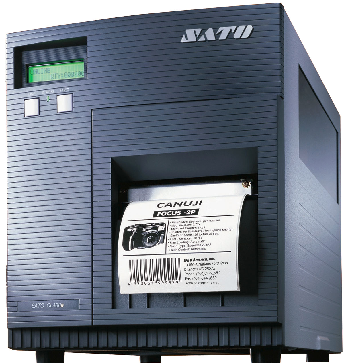 Sato CLe Series Thermal Printer