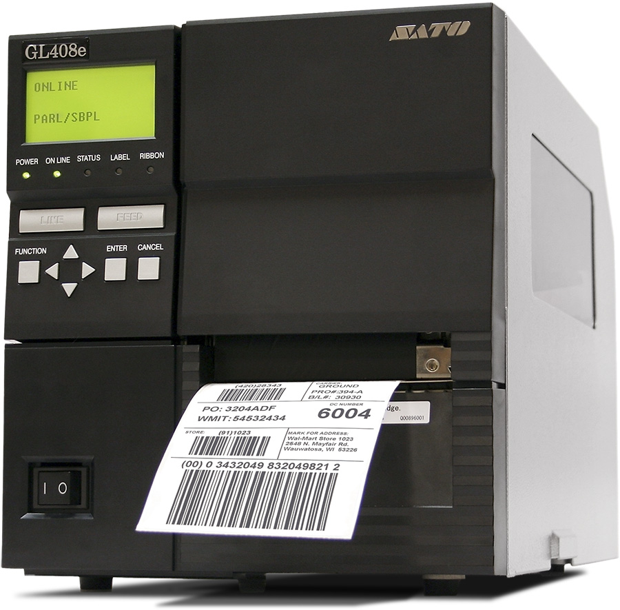 Sato GL4e Series Thermal Printer