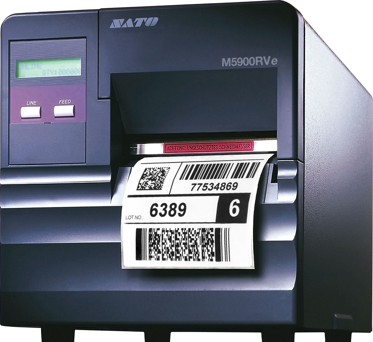 Sato M5900RVe Thermal Printer