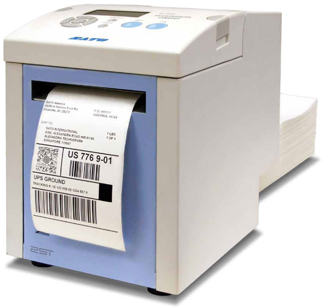 Sato GY412 Thermal Printer